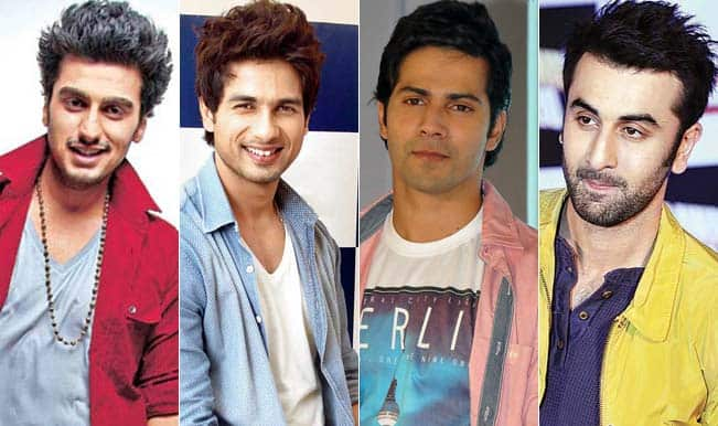 Do you want to look like Varun Dhawan, Shahid Kapoor, Ranbir Kapoor and Arjun Kapoor this summer? Designer Kunal Rawal gives 'cool' tips!
