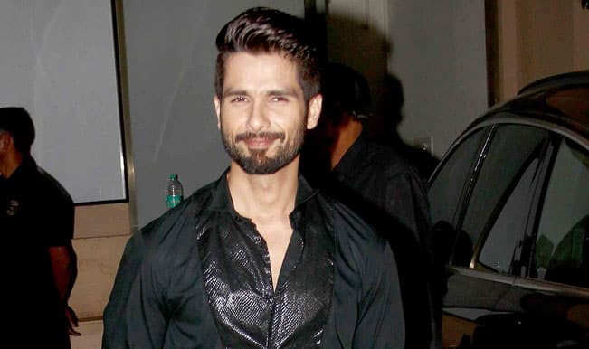 Shahid Kapoor completes 12 years in Bollywood, thanks fans!