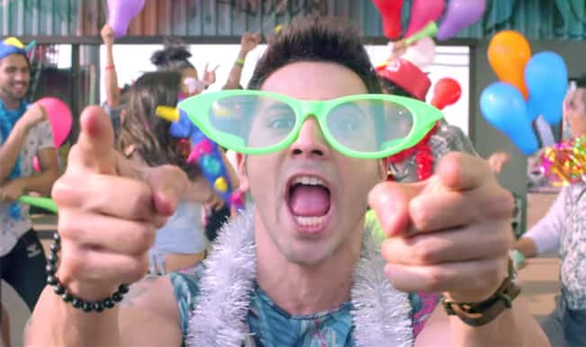 ABCD 2 song Happy B'day: Varun Dhawan and Shraddha Kapoor are super-crazy in this fun number!
