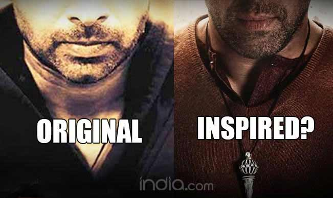 OMG! Is Salman Khan's Bajrangi Bhaijaan poster copied from Pawan Kalyan's Johnny?
