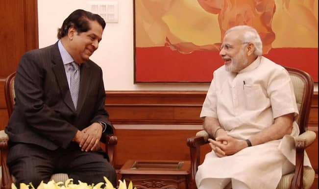 K V Kamath showers fulsome praise on Narendra Modi government for 1st year reforms