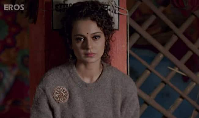 Tanu Weds Manu Returns Song Mat Ja Re A Soulful Track From Kangana Ranaut