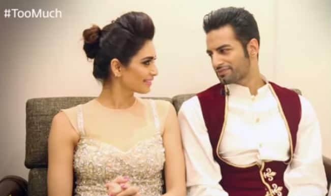 Nach Baliye 7: Upen Patel and Karishma Tanna express how they feel being madly in love!
