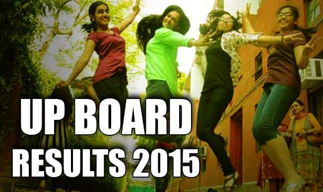 UP Board Results 2015 on Upresults.nic.in & Upmsp.nic.in: Know about the High School & Intermediate toppers and pass percentage