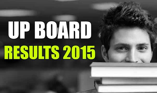 UP Board Class 10th Results 2015 Declared on Upresults.nic.in & Upmsp.nic.in: Receive UP Board High School X Result via SMS on your mobile