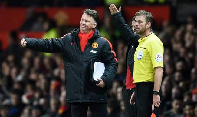 Louis van Gaal insists Arsenal are a better side than EPL Champions Chelsea