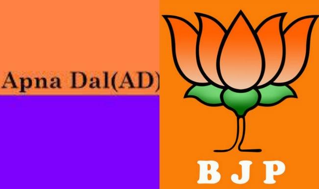 Factional fight gets sharp in BJP ally Apna Dal
