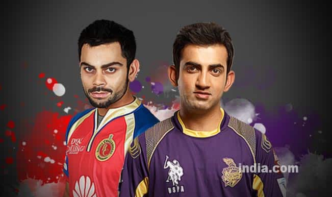 कोलकाता नाइट राइर्ड्स बनाम रॉयल चैलेंजर्स बैंगलोर, लाइव स्कोर अपडेट: रॉयल चैलेंजर्स बैंगलोर ने रोमांचक मैच में कोलकाता नाइट राइर्ड्स को 7 विकेट से हराया