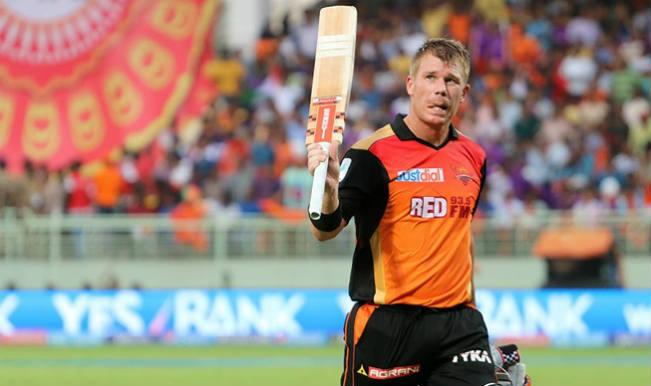 Orange Cap in IPL 2015 T20 Tournament: David Warner of Sunrisers Hyderabad tops list of highest run-getter in IPL 8