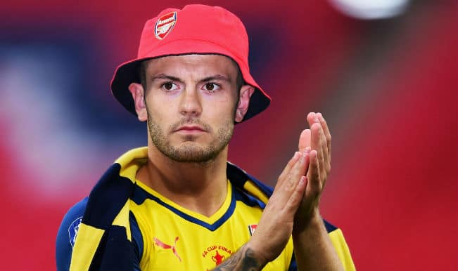 Jack Wilshire trolls Tottenham Hotspur during Arsenal's FA Cup victory parade (Watch Video)