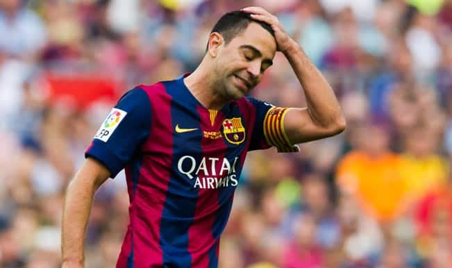 Paris Saint-Germain eye shock loan move for Qatar-bound Barcelona star Xavi Hernandez
