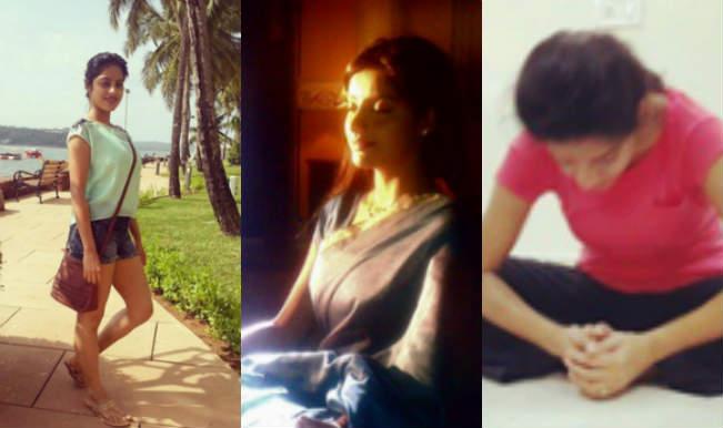 Diya Aur Baati Hum actress Sandhya aka Deepika Singh recovers from severe throat pain with yoga