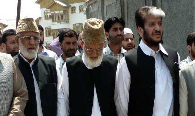 Syed Ali Geelani gets Indian passport on 'humanitarian' grounds