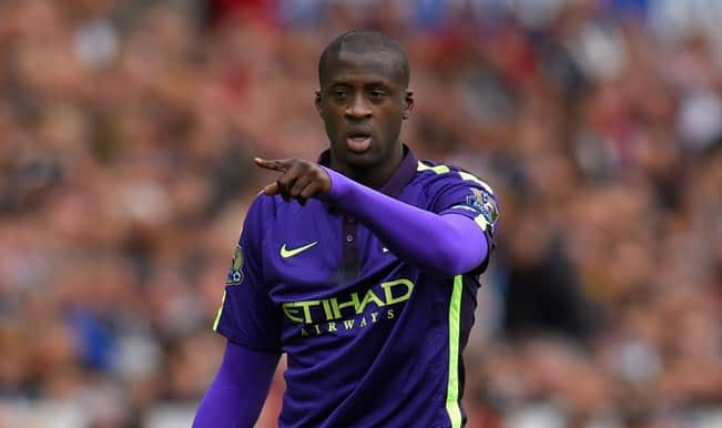 Yaya Toure's transfer from Manchester City to Inter Milan is nearly complete: Javier Zanetti
