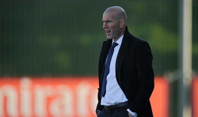 Zinedine Zidane: Real Madrid need to improve everything