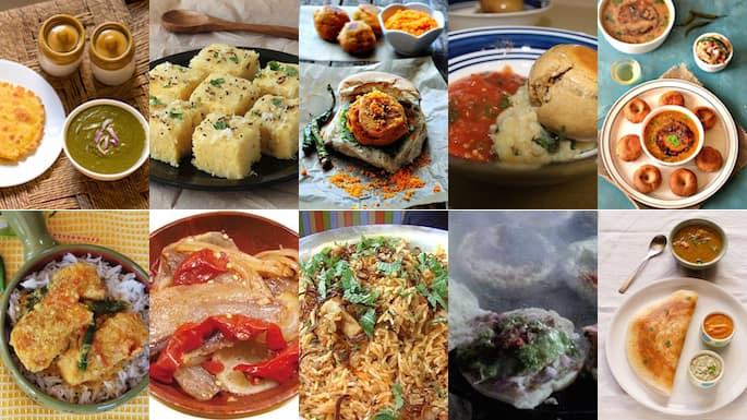 10 indian states and their special dishes for All about indian cuisine