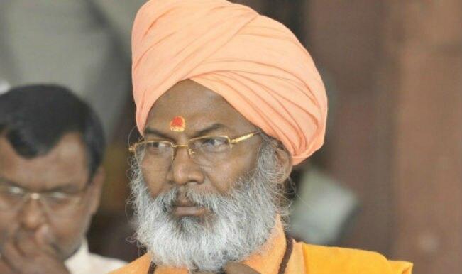 Sakshi Maharaj: Ram temple will be built during BJP rule
