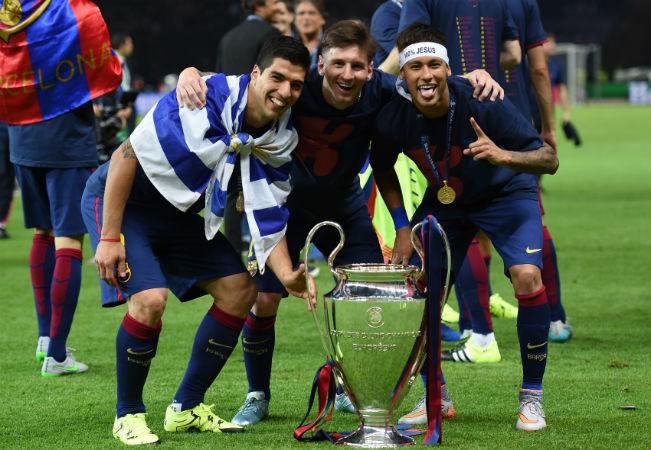 Barcelona win UEFA Champions League 2014-15; beat Juventus 3-1 in final (Watch Video)