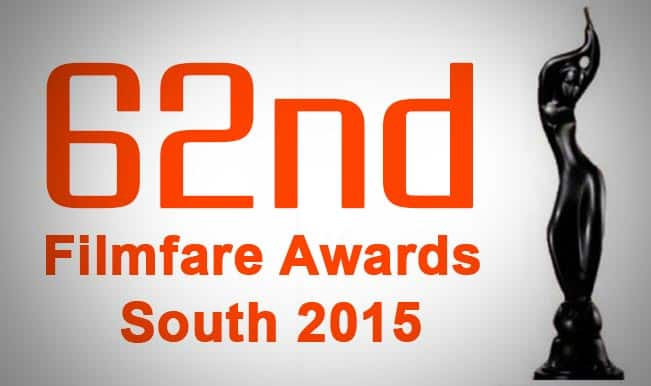 62nd Filmfare Awards South 2015: Checkout South Indian cinema's favourite nominees