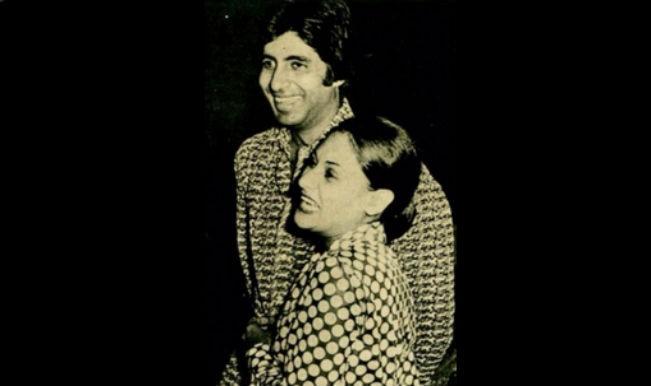 Amitabh Bachchan gets nostalgic, 42 years of marriage