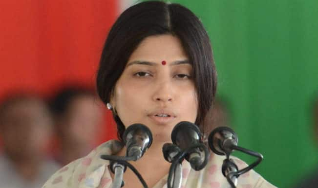 Dimple Yadav's constituency to get modern perfume plant