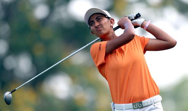 Indian Golfer Aditi Ashok registers historic win at St Andrews