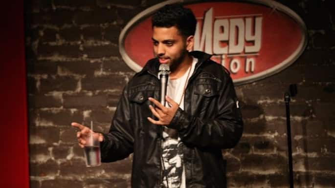 Comedian Akaash Singh Decodes the Art of Being Funny
