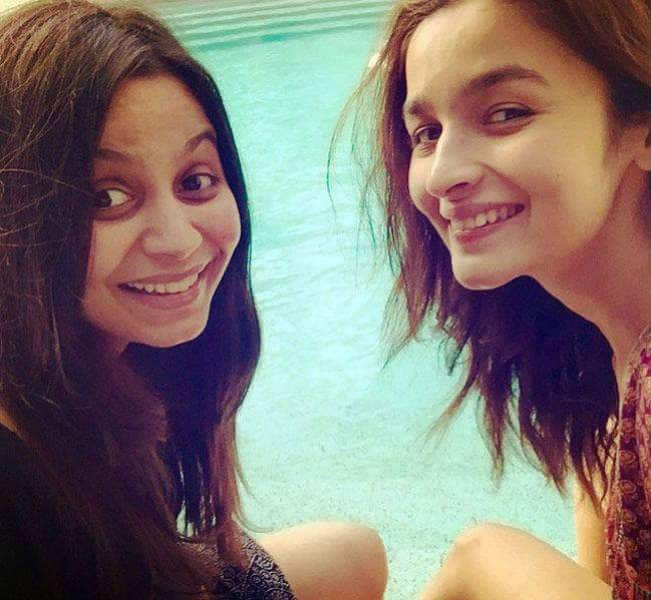 Alia Bhatt shares a beautiful picture with sister Shaheen!