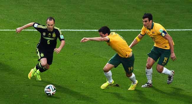 स्पेन ने दोस्ताना मैच में कोस्टा रिका को हराया