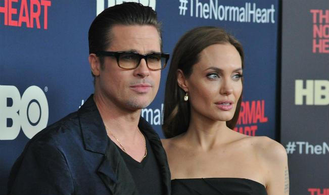 Brad Pitt may prevent Anjolina Jolie from getting full custody of kids!