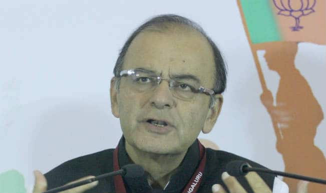 Arun Jaitley evades further controversy; stays mum on Lalit Modi