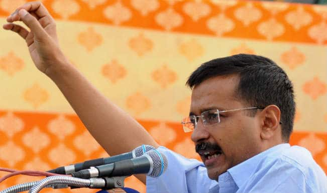 Arvind Kejriwal promises to change Delhi in 'just four years'