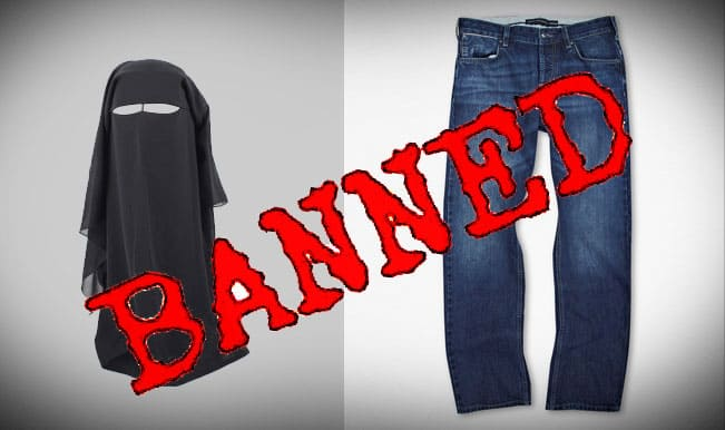 Jeans, t-shirts and naqab banned – why are our higher institutions so bothered about clothing?