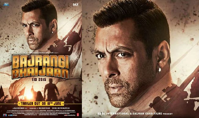 Bajrangi Bhaijaan new poster: Salman Khan reveals yet another poster ahead of trailer release!