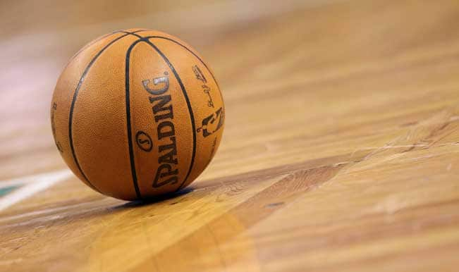 File picture of Basketball.