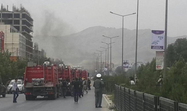 अफगानिस्तान में संसद के नजदीक आतंकवादी हमला, 6 मरे 21 घायल
