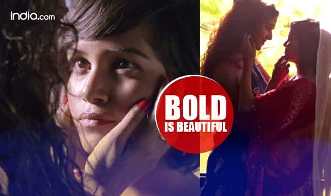 Bold is Beautiful: The man of her dreams is a girl!