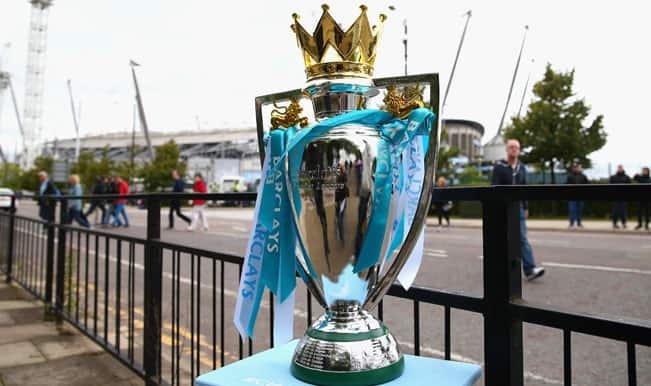 No title sponsor for English Premier League from 2016-17 season