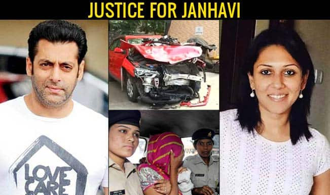Justice for Janhavi Gadkar: If Salman Khan deserves bail, so does the lawyer in Mumbai Audi Crash
