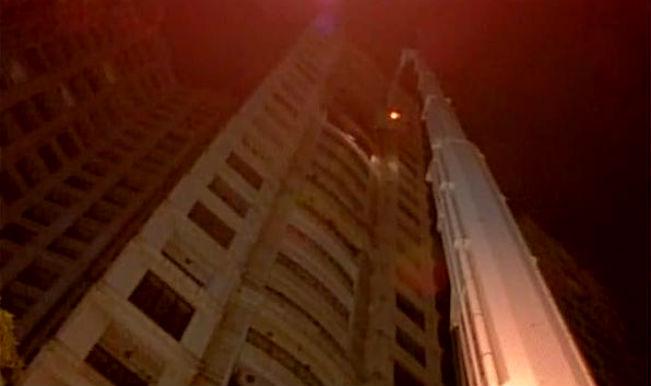 7 killed in Mumbai high-rise blaze