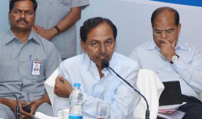 Cash-for-vote: Case registered in Andhra Pradesh against Telangana Chief Minister K Chandrasekhar Rao