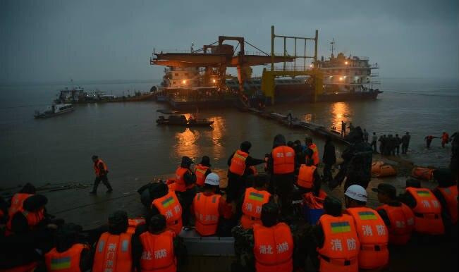 China ship tragedy: Toll escalates to 431