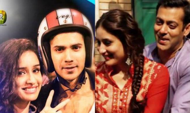 Showbiz Weekly Roundup: ABCD 2 rocks yet Salman Khan's Bajrangi Bhaijaan walks away with all praises!