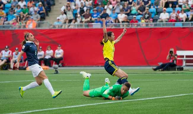 FIFA Women's World Cup 2015: Colombia vs France match highlights video