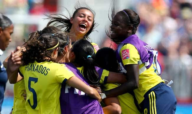 FIFA Women's World Cup 2015: Colombia stun France 2-0