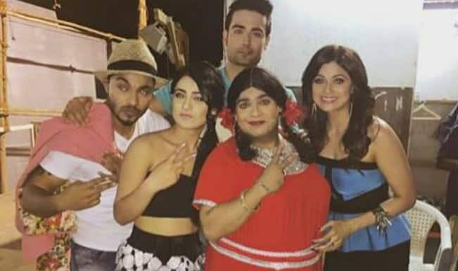 Comedy Nights With Kapil: Radhika Madan, Shamita Shetty & Vivian Dsena promote Jhalak Dikhhla Jaa season 8!