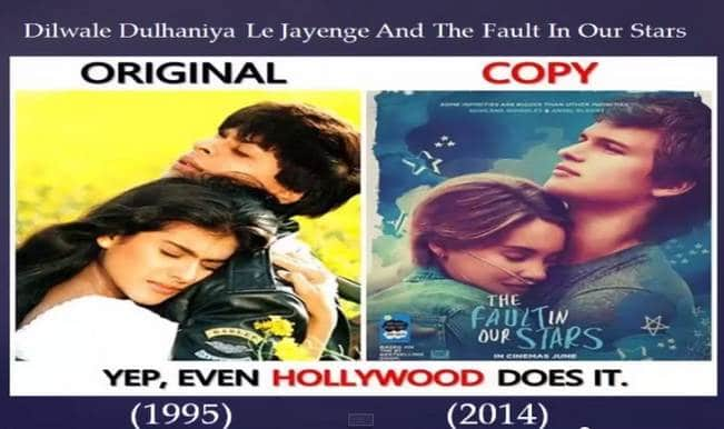 Shocking! Look how Hollywood movies are copying Shah Rukh Khan!