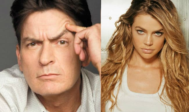 Charlie Sheen blasts ex-wife Denise Richards on Twitter, calls her 'evil terrorist'