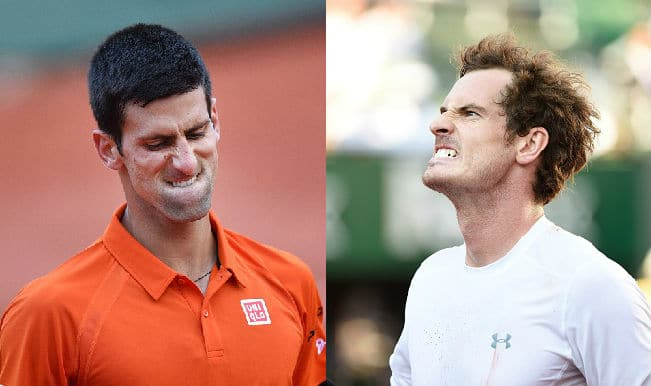Novak Djokovic vs Andy Murray, French Open 2015 SF: Free Live Streaming, Tennis Match Telecast and Score Predictions of Semifinal 2