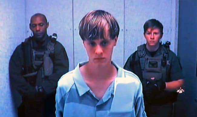 Charleston church shooting: Alleged shooter Dylann Roof addressed by relatives of victims; 'May God have mercy on you' yelled out